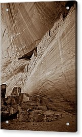 Canyon De Chelly 2 Acrylic Print