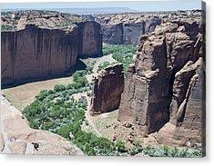 Canyon De Chelly View Acrylic Print