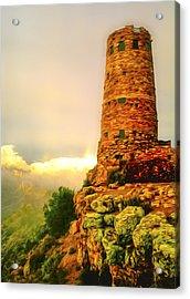 Canyon Gifts Acrylic Print
