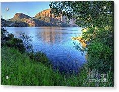 Canyon Lake Acrylic Print