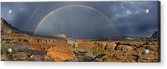 Canyon Of The Gods - Craigbill.com - Open Edition Acrylic Print