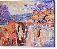 Canyon Suite Acrylic Print