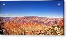 Canyon View Acrylic Print
