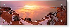 Canyonlands Winter Acrylic Print