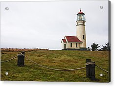 Cape Blanco Lighthouse Acrylic Print