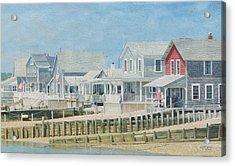 Cape Cod 04 Acrylic Print by Joost Hogervorst