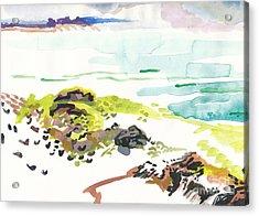 Cape Cod 2 Acrylic Print by Vannucci Fine Art