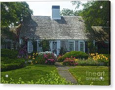 Cape Cod Cottage Acrylic Print