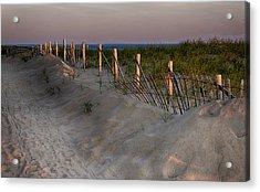 Cape Cod Dawn Acrylic Print
