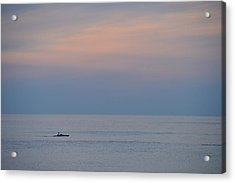 Cape Cod Dusk Acrylic Print