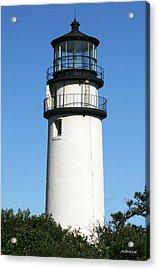 Cape Cod Highland Lighthouse Acrylic Print by Michelle Wiarda