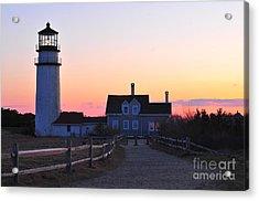 Cape Cod Light Acrylic Print by Catherine Reusch Daley