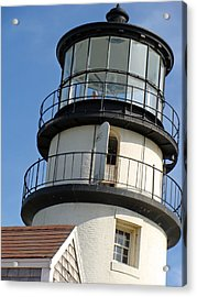 Acrylic Print featuring the photograph Cape Cod Lighthouse by Ira Shander
