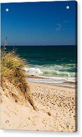 Cape Cod Massachusetts Beach Acrylic Print