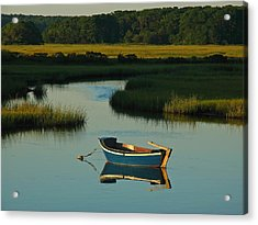 Cape Cod Quietude Acrylic Print by Juergen Roth