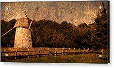 Cape Cod Windmill Acrylic Print