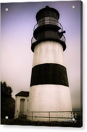 Acrylic Print featuring the photograph Cape Disappointment Lighthouse by Susan Parish