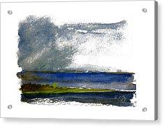 Cape Fear Squall Acrylic Print