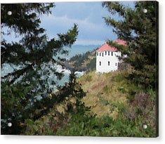 Cape Foulweather II Acrylic Print