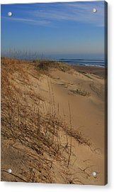 Cape Hatteras Dunes-outer Banks North Carolina Acrylic Print