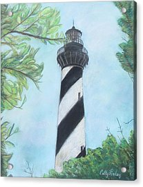 Cape Hatteras Light Acrylic Print