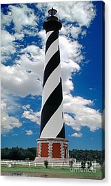 Cape Hatteras Light Station Acrylic Print