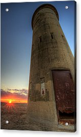 Cape Henlopen Tower Acrylic Print