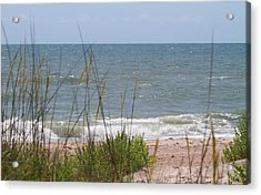 Cape Lookout National Seashore 2 Acrylic Print