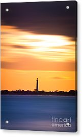 Cape May Lighthouse Vertical Version 2 Acrylic Print