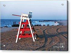Cape May Morning Acrylic Print