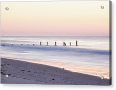 Cape May Ocean Dawn Acrylic Print