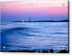 Cape May Seascape Acrylic Print