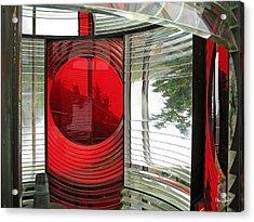 Cape Meares Light Acrylic Print