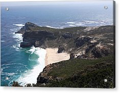 Cape Of Good Hope Coastline - South Africa Acrylic Print