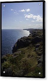Cape Spear Coast Line  Acrylic Print
