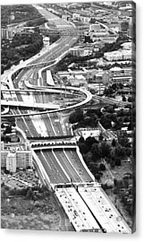 Acrylic Print featuring the photograph Capital Beltway by Nicola Nobile