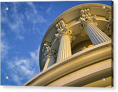 Capitol Columns Acrylic Print