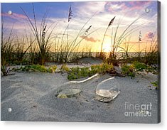 Captiva  Sunset Acrylic Print