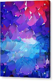 Capixart Abstract 01 Acrylic Print