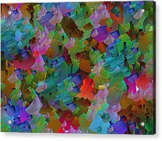 Capixart Abstract 71 Acrylic Print