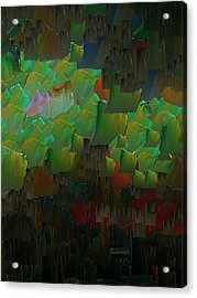 Capixart Abstract 85 Acrylic Print