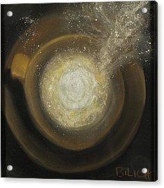 Cappuccino Indulge Acrylic Print