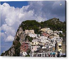 Capri Magic Acrylic Print