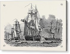 Captain Austins Expedition Acrylic Print