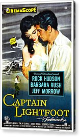 Captain Lightfoot, Us Poster, Barbara Acrylic Print