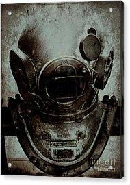 Captain Nemo Acrylic Print by Sharon Coty