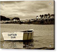 Captain Sam Acrylic Print