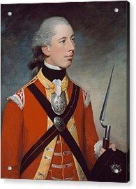 Captain Thomas Hewitt, 10th Regiment Acrylic Print