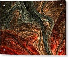 Captivate Acrylic Print