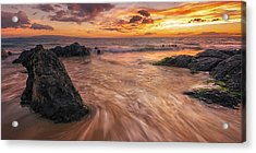 Captivating Kihei Acrylic Print